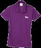 QF Nike Women's Dri Fit Micro Pique Polo