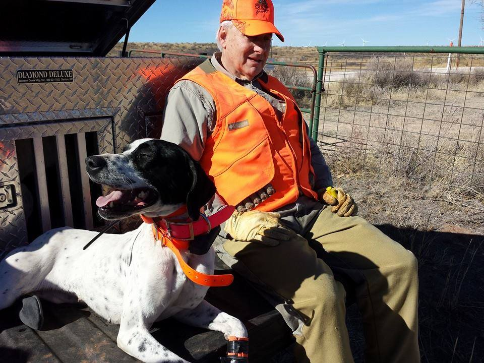 About 70 percent of Quail Forever members own bird dogs, and this companionship is what fuels a passion to conserve upland habitat.