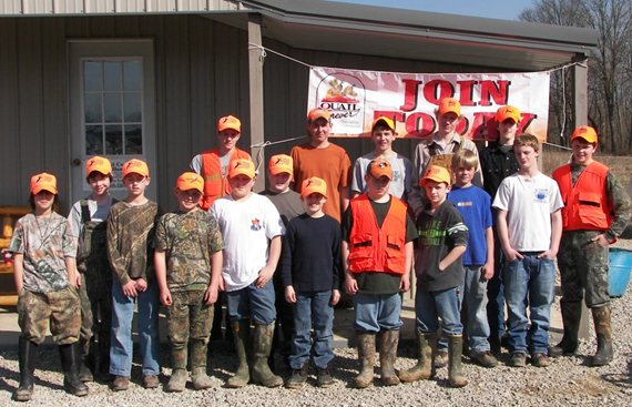 Safety, ethics, conservation, camaraderie and a celebration of the hunt are all aspects of chapter-led Quail Forever youth hunts.