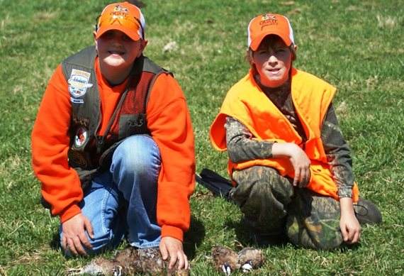 The ultimate goal of youth hunts is to instill a passion for upland hunting, conservation and the outdoors.