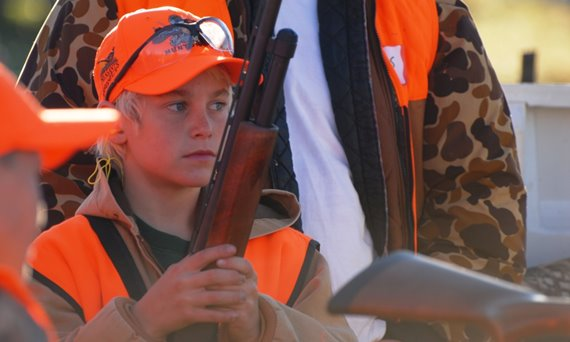 One pull of the trigger could be enough to ignite a lifetime love of shooting, hunting and upland conservation.