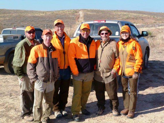Quail Forever members are making a difference by improving upland habitat and passing on the upland tradition to the next generation of conservationists.