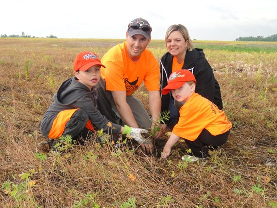 Pheasants Forever members are making a difference by improving upland habitat and passing on the upland tradition to the next generation of conservationists.