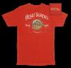QF Flushing T-Shirt - Red