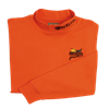 PF Beretta Men's Mock Turtleneck - Orange
