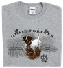 QF English Pointer T-Shirt
