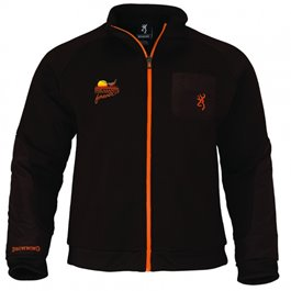 PF Browning Upland Sweater- Chocolate/Dark Brown