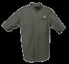 Browning Badger Creek SS Shirt w/QF Logo-Pine-2X