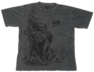 PF Black Lab Shadow T-Shirt