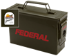 PF Federal Metal Ammo Box
