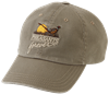 PF Unstructured Washed Cap - Taupe