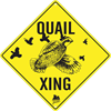 Quail Crossing - Sign