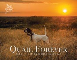 2019 Quail Forever Calendar