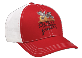 QF Red Truck Mesh Hat