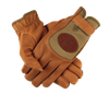 QF Mesh Deerskin Shooting Gloves