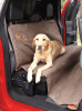 Mud River Double Barrel Seat Cover