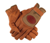 PF Mesh Deerskin Shooting Gloves