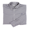 PF Van Heusen Men's Pinpoint Shirt - French Grey