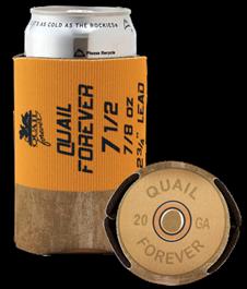 QF 20 ga. Shotgun Shell Can Cooler