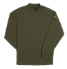 QF Beretta Mock Turtleneck