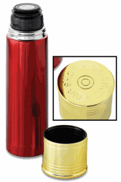 Shotgun Shell Magnum Thermos (32 oz.)