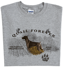 QF German Short Haired T-Shirt