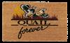 Quail Forever Entrance Mat