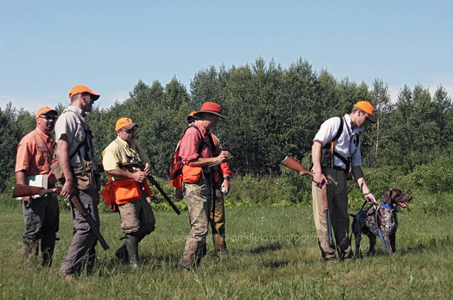 The Difference between Field Trials and Hunt Tests