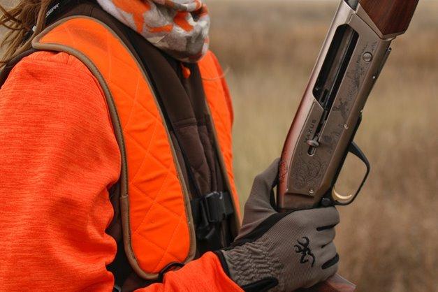 Browning Shotguns Going the Miles