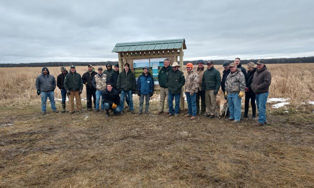 8b5d5cb7f9dc8 Pheasants Forever in Michigan Launches Adopt-A-Game-Area Program