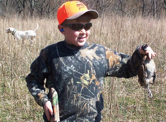Quail Forever is working hard to leave the future of upland conservation and upland hunting in good hands.