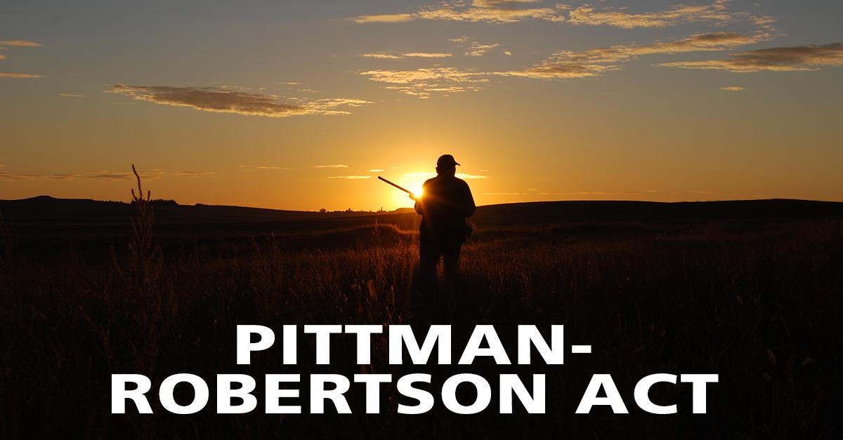 Pittman Robertson