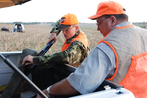 All hunters, regardless of age, must complete a hunter's education course.