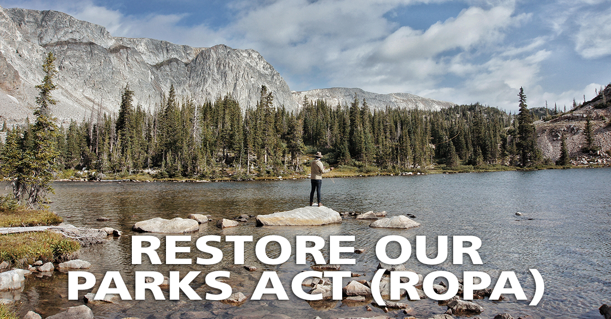 Restore our Parks Act