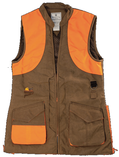 PF Beretta Women's Wax Cotton Upland Vest