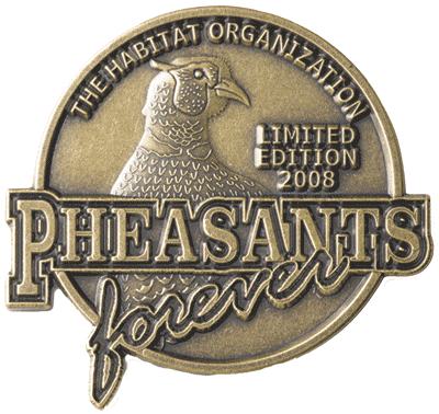 PF 2008 Limited Edition Pin