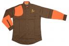 PF Boyt High Prairie Hunting Shirt - Coffee/Orange