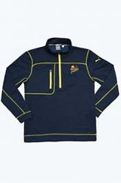 PF Puma Go Low 1/4 Zip -Navy