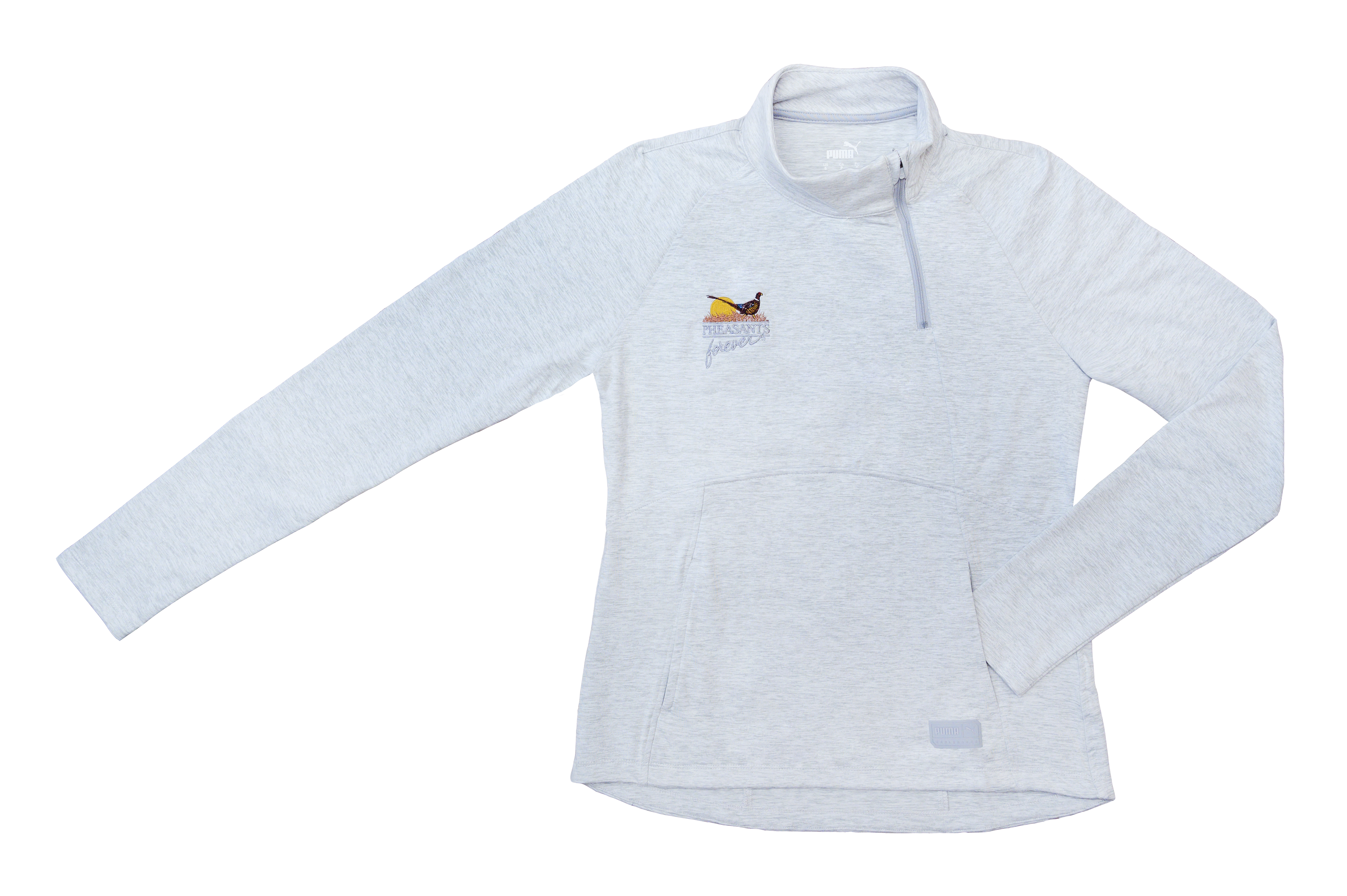 Women's Puma Warm Up 1/4 Zip