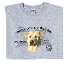 PF Yellow Lab T-Shirt