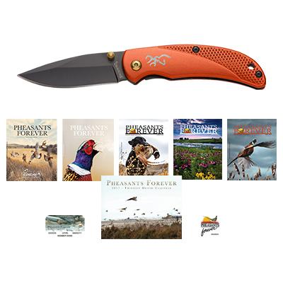 Associate Membership + Browning Prism 3 Knife