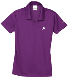 PF Nike Women's Dri Fit Micro Pique Polo