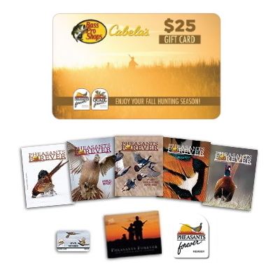 Associate Membership + $25 Bass Pro Shops & Cabela's Gift Card
