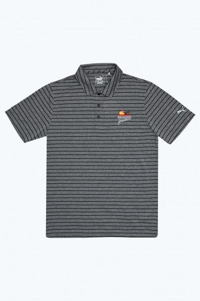 PF Puma Rotation Stripe Polo - Black