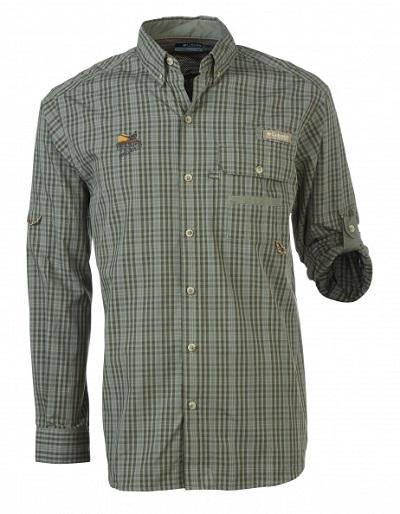 PF Columbia Sharptail Shirt - Green