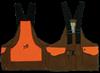 Beretta Waxed Cotton PF Strap Vest