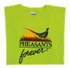 PF Safety Green Logo T-Shirt (Adult & Youth Sizes)