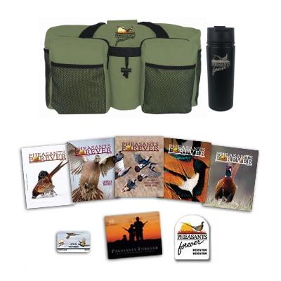 Associate Membership + PF Travel Bag and Tumbler