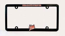 Universal License Plate Frame