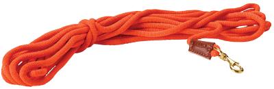 Hard Head 30' Check Cord-Orange